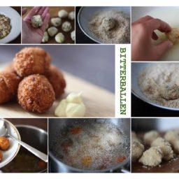 Bitterballen – Niederländische Fleischbällchen