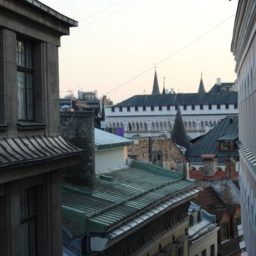 Riga Teil 1: Summer School und Ausflug nach Vilnius