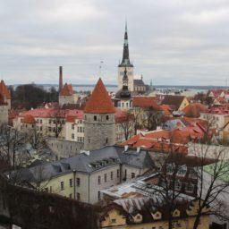 Ein Tag in Tallinn