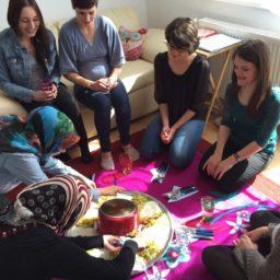 Maklube – Picknick arabischer Art