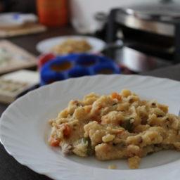 Upma – Indischer Frühstücksgrieß