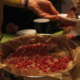 Küpsisetort – Estnischer Keks-Schichtkuchen
