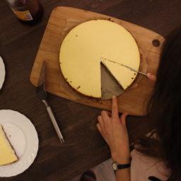 NY Cheesecake au Citron