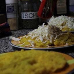Katschamak – bulgarischer Maisgrieß
