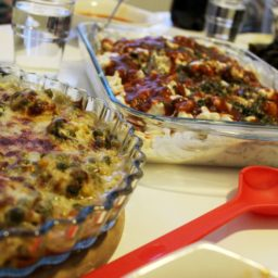 Einladung zum Fastenbrechen – Bye bye Ramadan