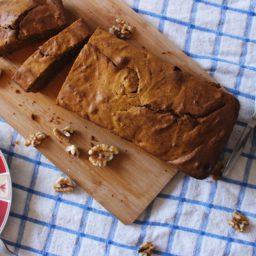 "US Pumpkin Bread oder ""Wann wird Kuchen zu Brot?"""