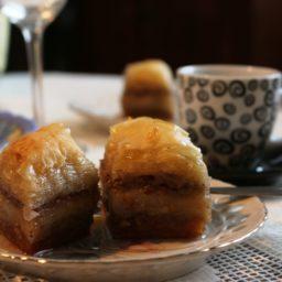 Armenische Baklava nach Omas Rezept – Weihnachten International