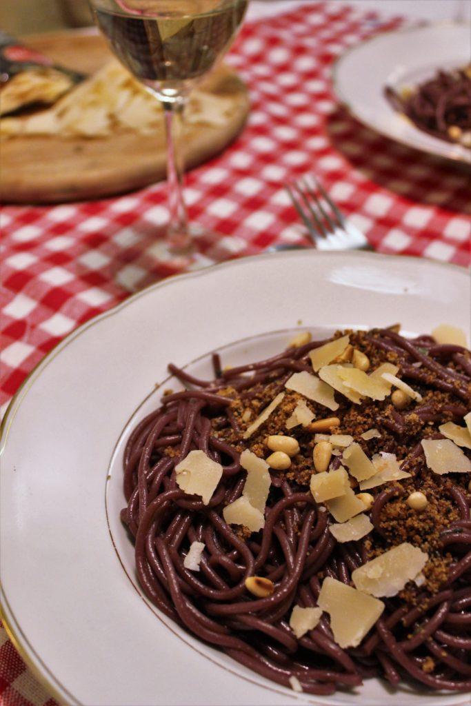 reisespeisen_rotweinspaghetti_italien