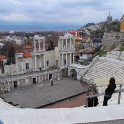 Hallo Plovdiv, Kulturhauptstadt 2019