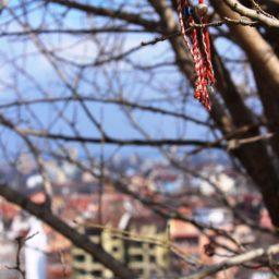 Frühlingsbeginn in Bulgarien