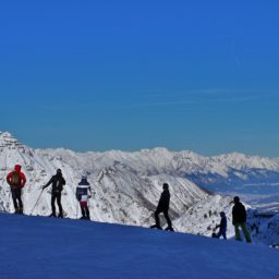 Schlick 2000 und Stubaier Gletscher – Skiurlaub zur Weihnachtszeit