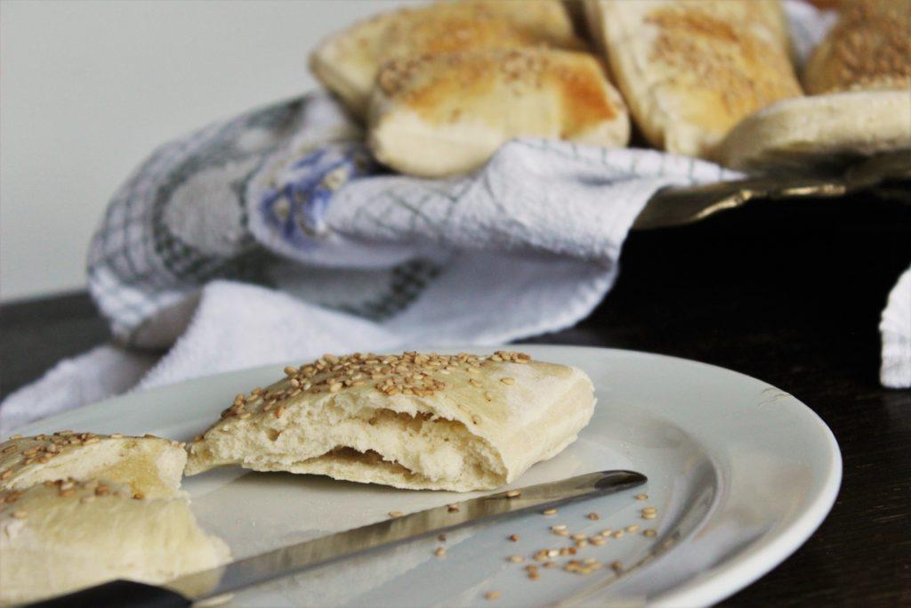ReiseSpeisen Joujou Brot Orientalisch
