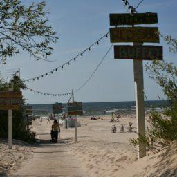 Rückblick auf einen Sommertag in Liepāja, Lettland