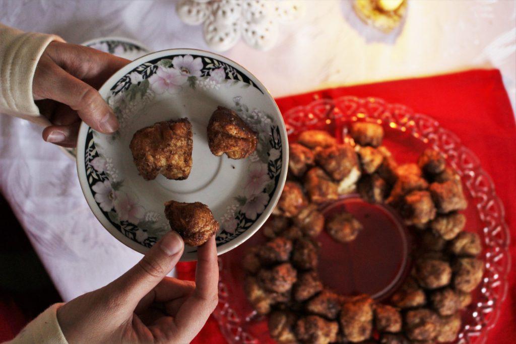 ReiseSpeisen I Monkey Bread I Zimtduft Blogparade I Weihnachten