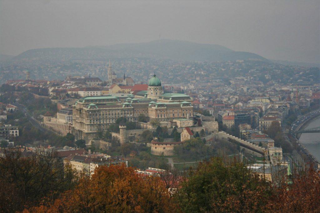 ReiseSpeisen I Budapest I Ungarn I Buda Castle I Burgpalast