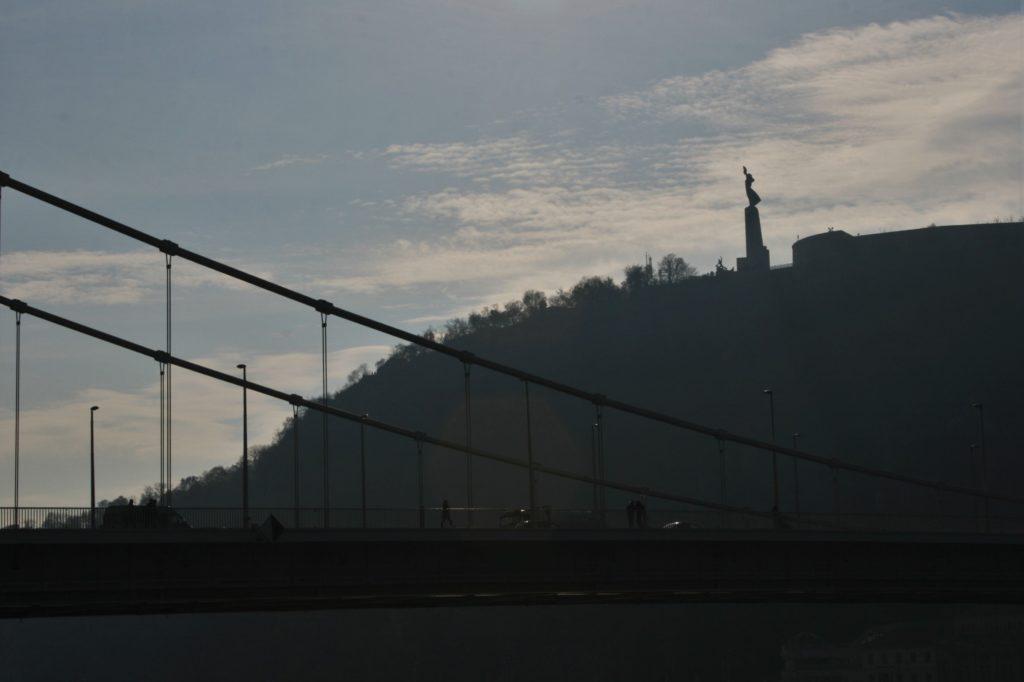 ReiseSpeisen I Budapest I Ungarn I Freiheitsstatue