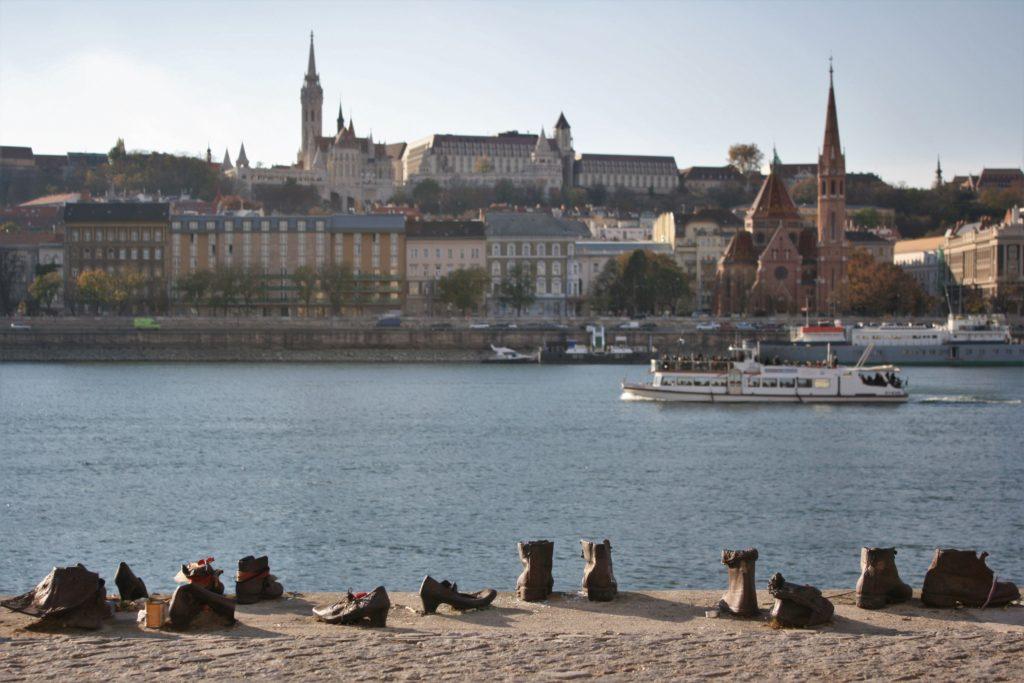 ReiseSpeisen I Budapest I Ungarn I Mahnmal