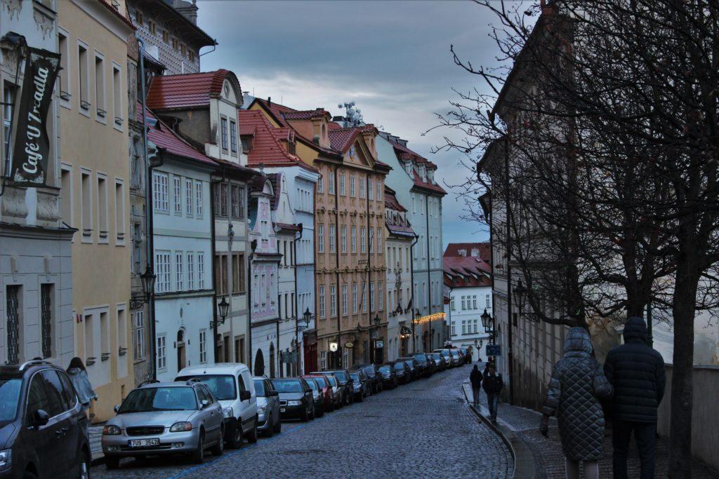 ReiseSpeisen I Prag I Tschechien I Häuser