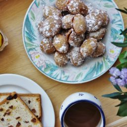Löffelkekse zum Ostersonntag: Finnische Lusikkaleivät