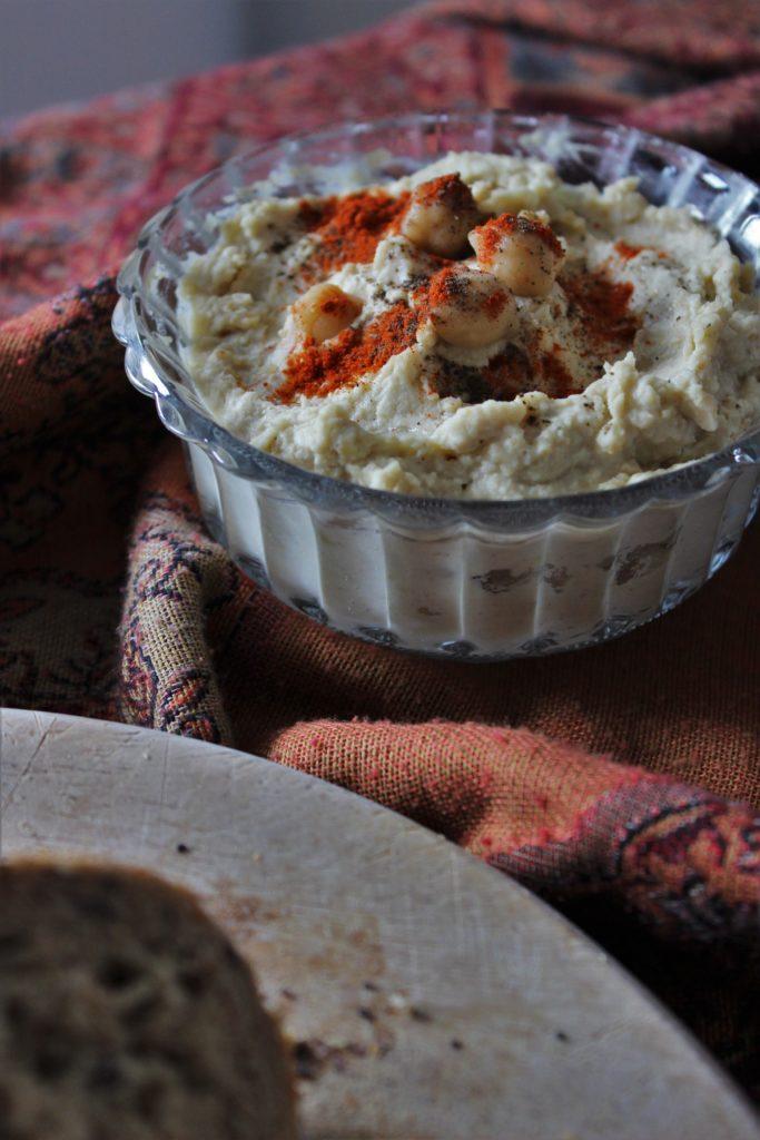 ReiseSpeisen Hummus Natur