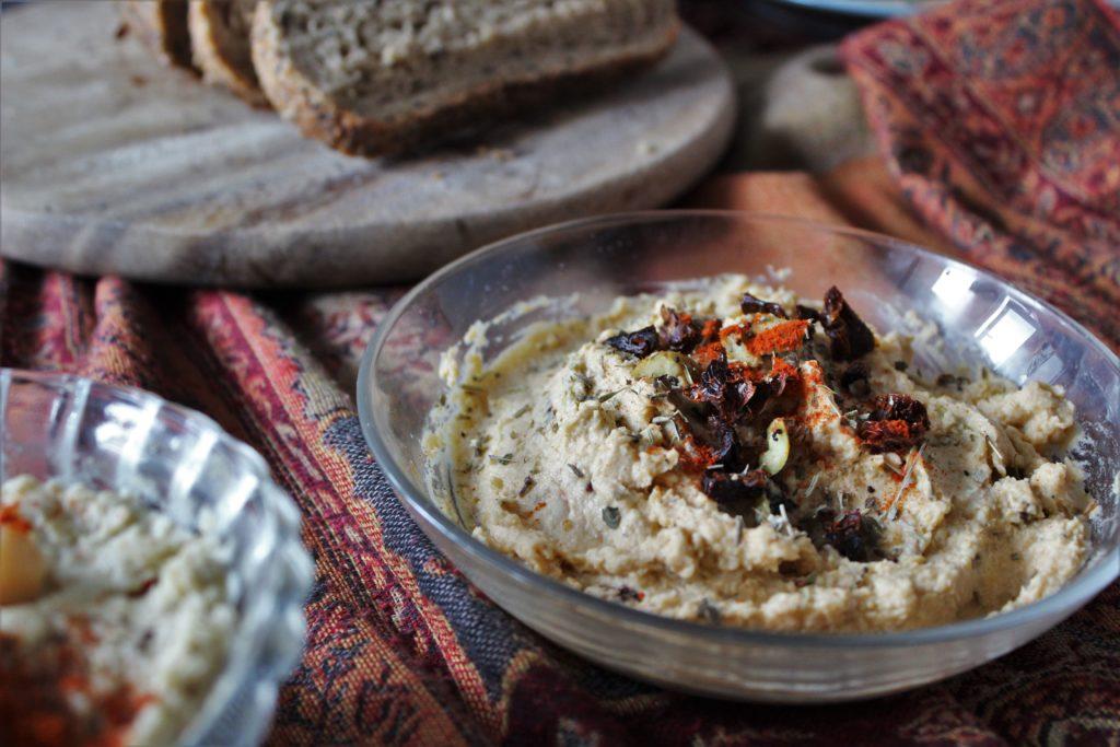 ReiseSpeisen Hummus mediterran