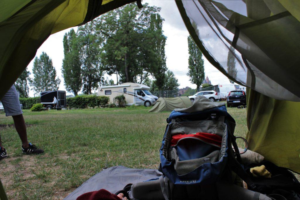 ReiseSpeisen Campingplatz Wiesbaden Mainz-Kastel