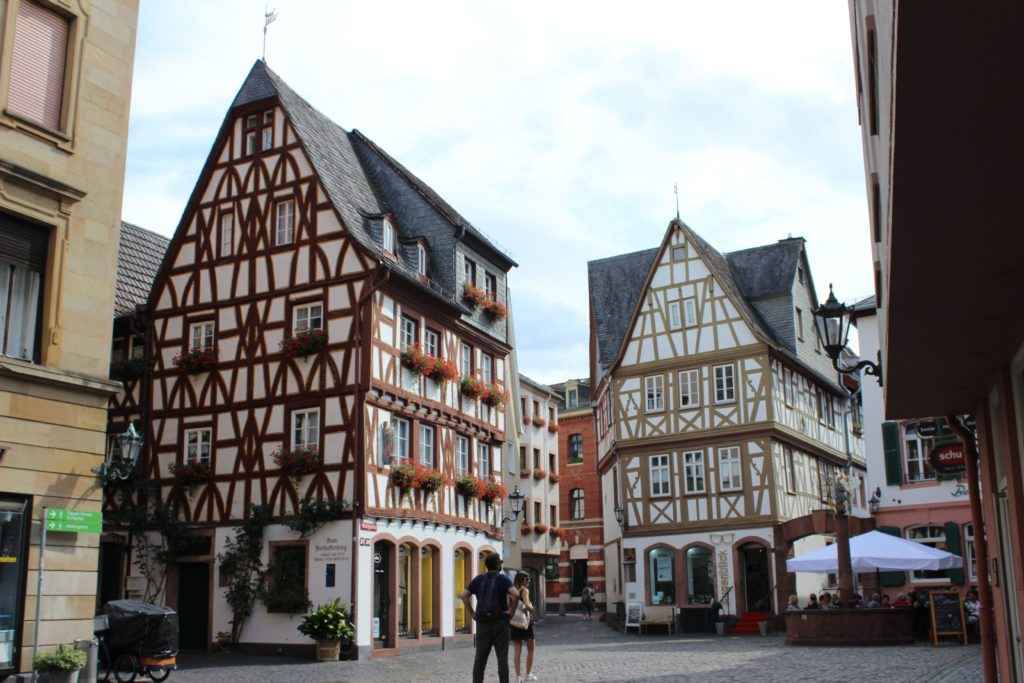 ReiseSpeisen Innenstadt Mainz
