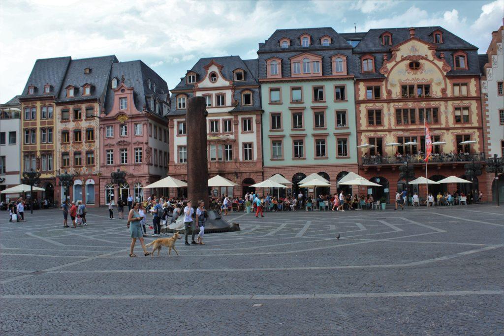 ReiseSpeisen Mainz Markt