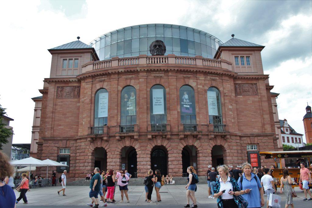 ReiseSpeisen Staatstheater Mainz