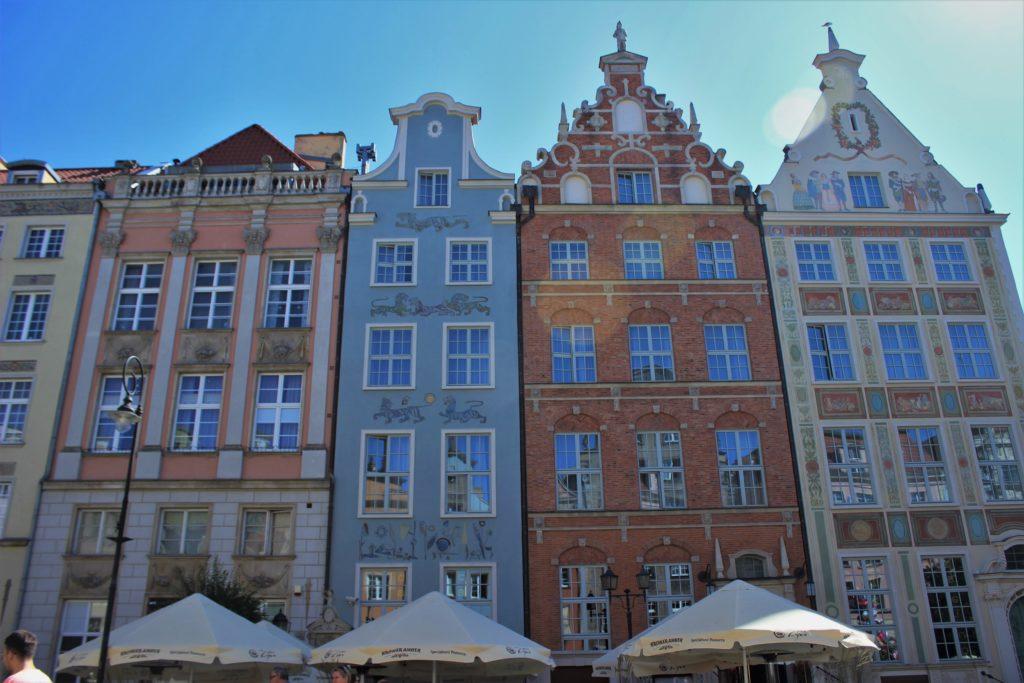 ReiseSpeisen_Polen_Danzig_Häuserfassaden